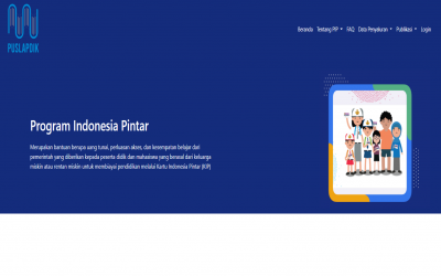 PEMBERIAN PROGRAM INDONESIA PINTAR (PIP) SEKOLAH MENENGAH PERTAMA SK TAHAP 1-6 TAHUN ANGGARAN 2021